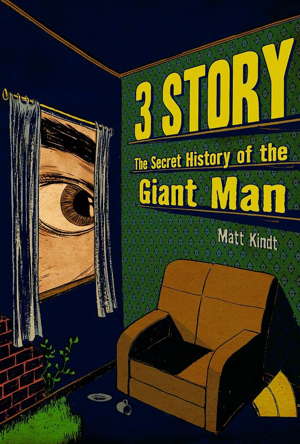 3 STORY SECRET HISTORY OT GIANT MAN