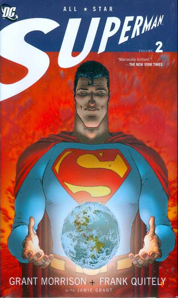 ALL STAR SUPERMAN TP VOL 2