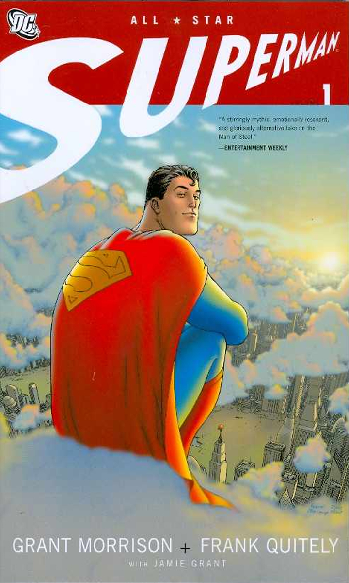 ALL STAR SUPERMAN TP VOL 1