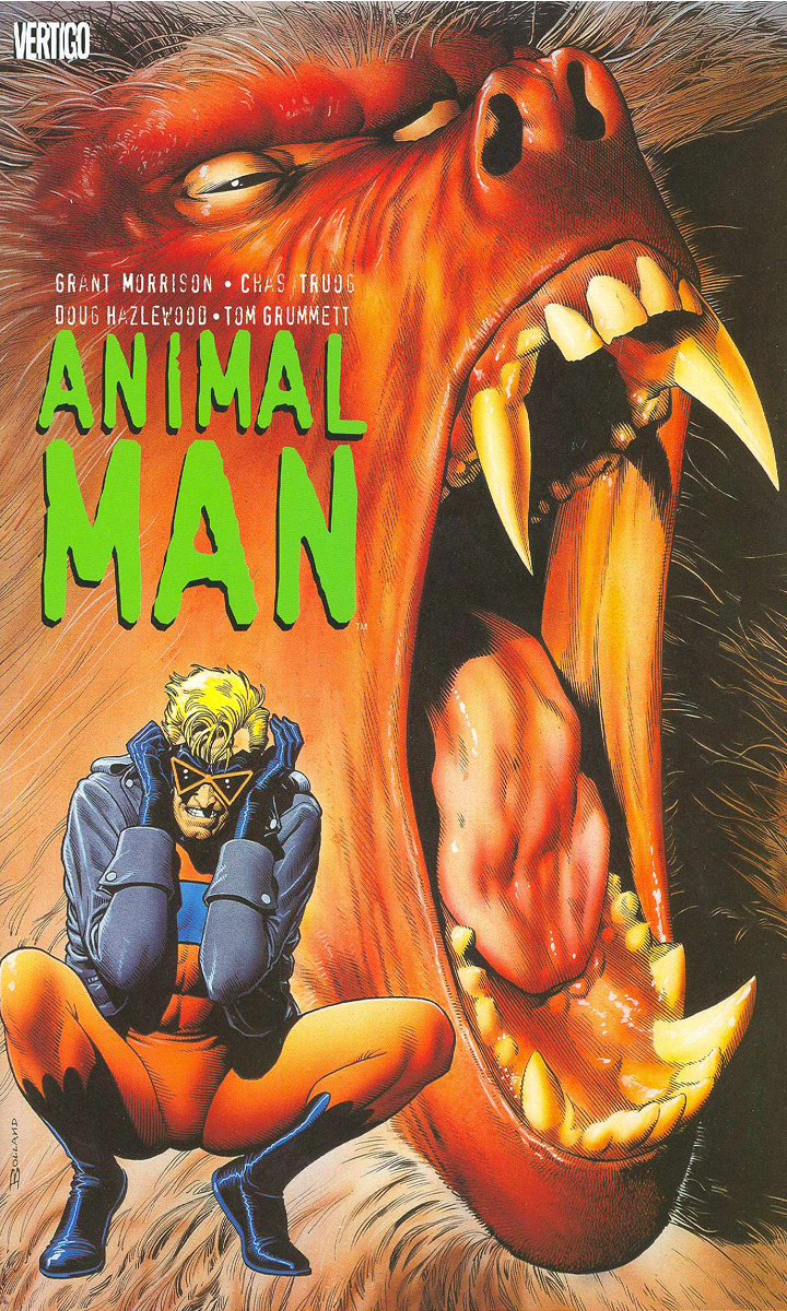 ANIMAL MAN TP VOL 1
