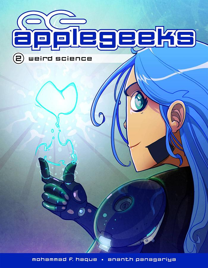 APPLEGEEKS TP VOL 2 WEIRD SCIENCE