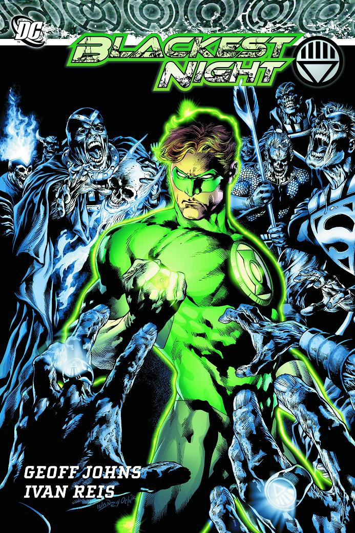 BLACKEST NIGHT HC