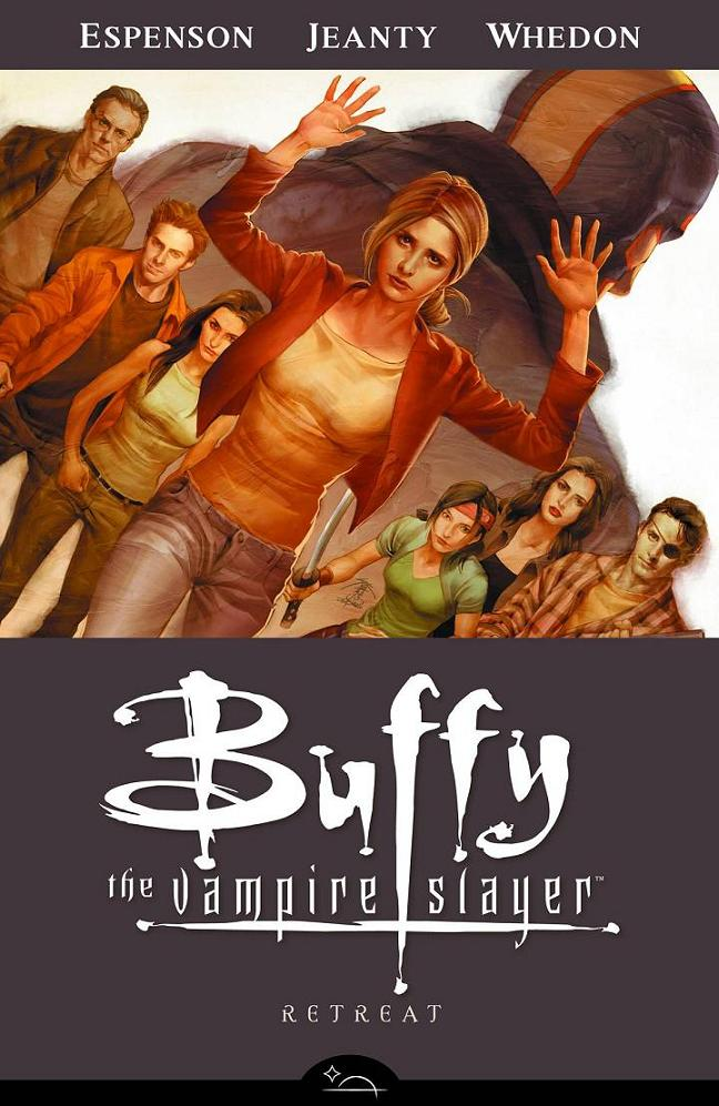 BTVS SEASON 8 TP VOL 6 RETREAT
