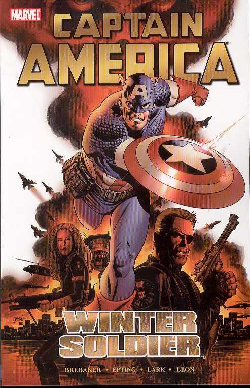 CAPTAIN AMERICA WINTER SOLDIER TP VOL 1