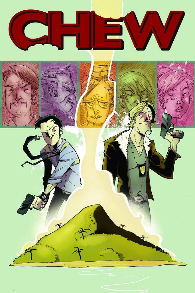 CHEW TP VOL 2 INTERNATIONAL FLAVOR