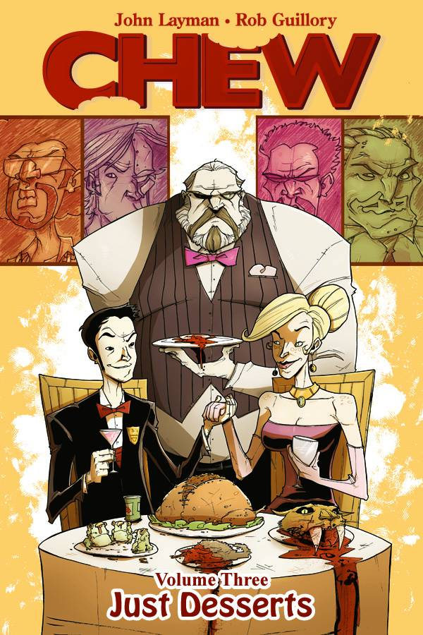 CHEW TP VOL 3 JUST DESSERTS