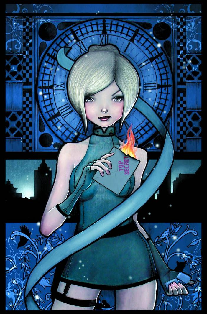 CINDERELLA FROM FABLETOWN WITH LOVE TP