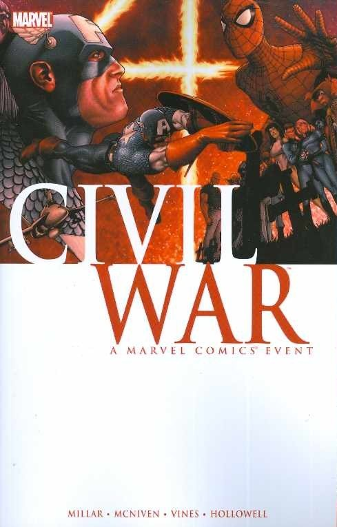 CIVIL WAR TP