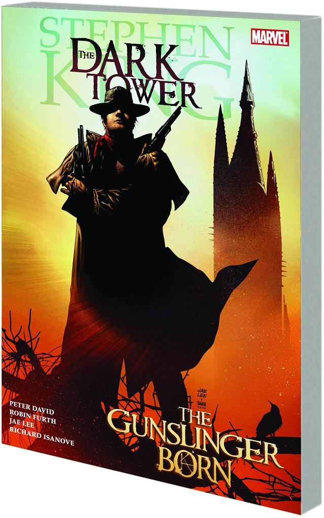 DARK TOWER TP GUNSLINGER BORN
