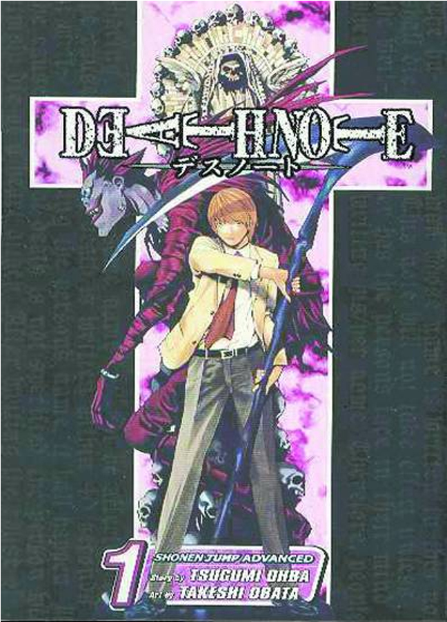 DEATH NOTE TP VOL 1