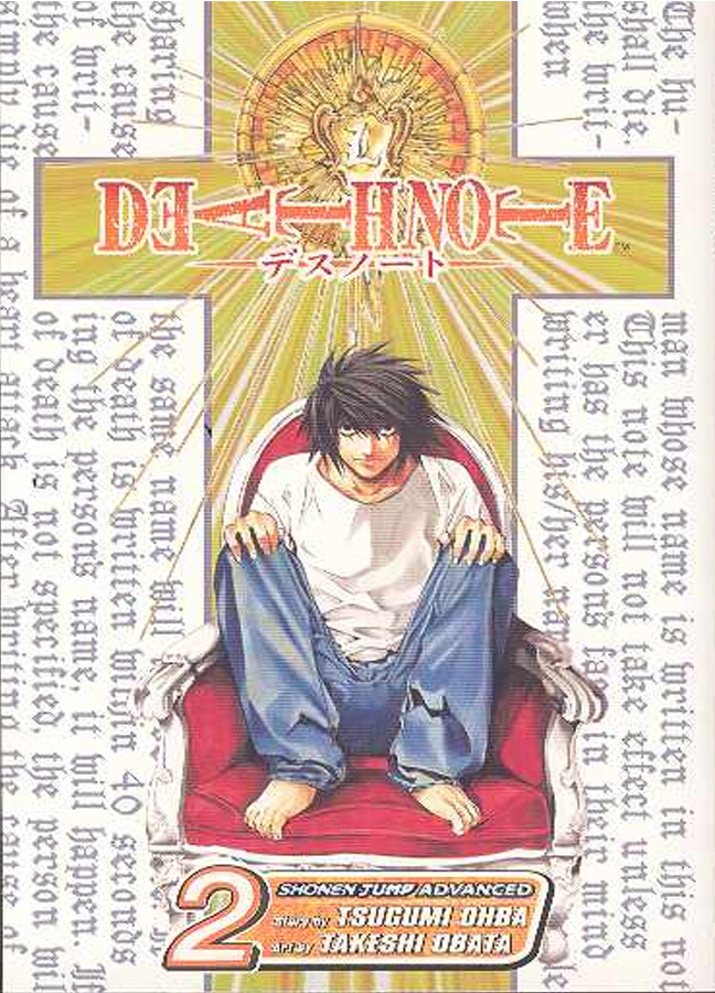 DEATH NOTE TP VOL 2