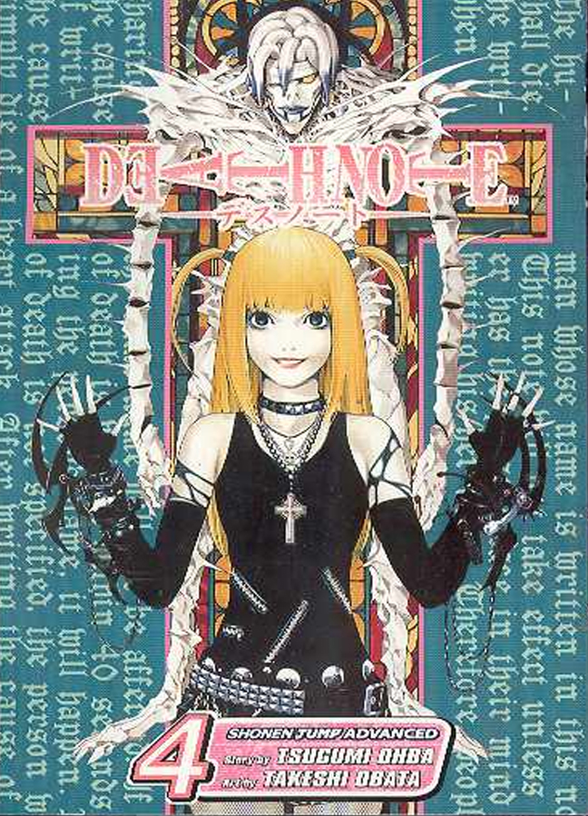 DEATH NOTE TP VOL 4