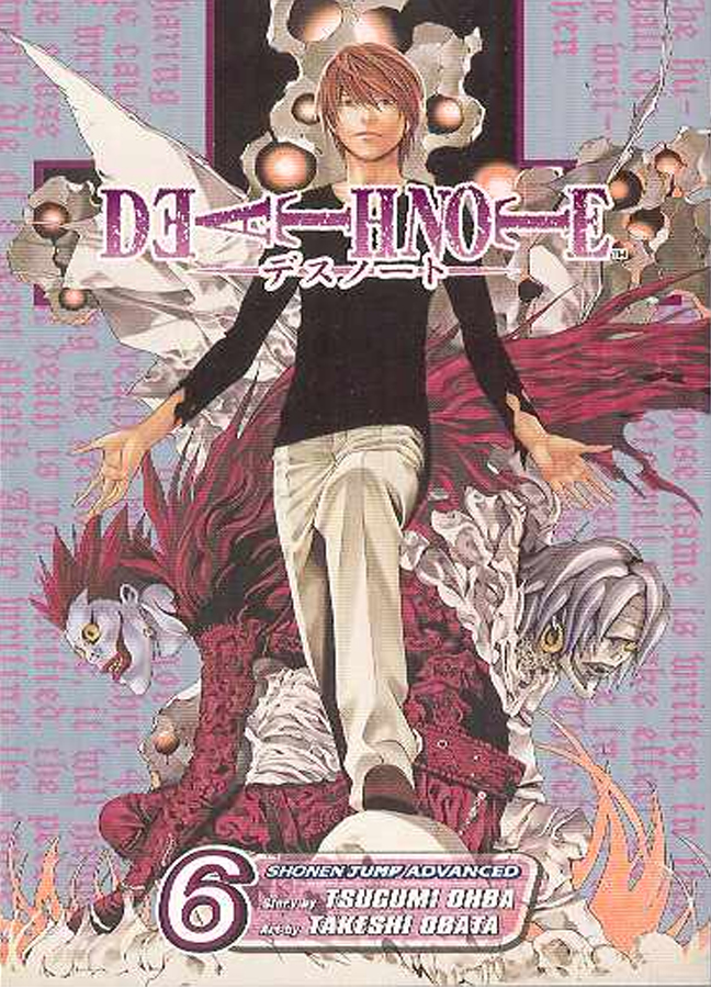 DEATH NOTE TP VOL 6