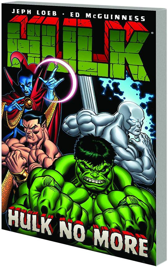 HULK TP VOL 3 HULK NO MORE