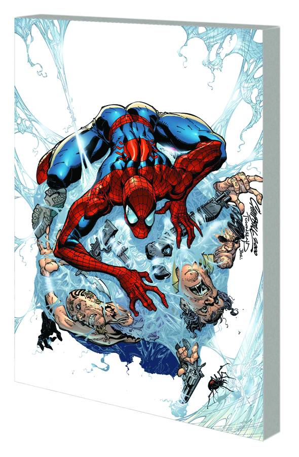 AMAZING SPIDER-MAN BY JMS ULTIMATE COLL TP BOOK 1