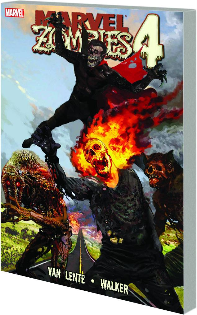 MARVEL ZOMBIES 4 TP