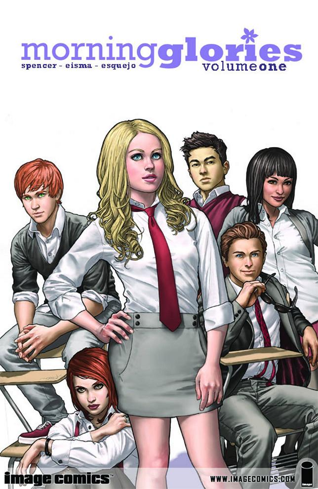 MORNING GLORIES TP VOL 1 FOR A BETTER FUTURE