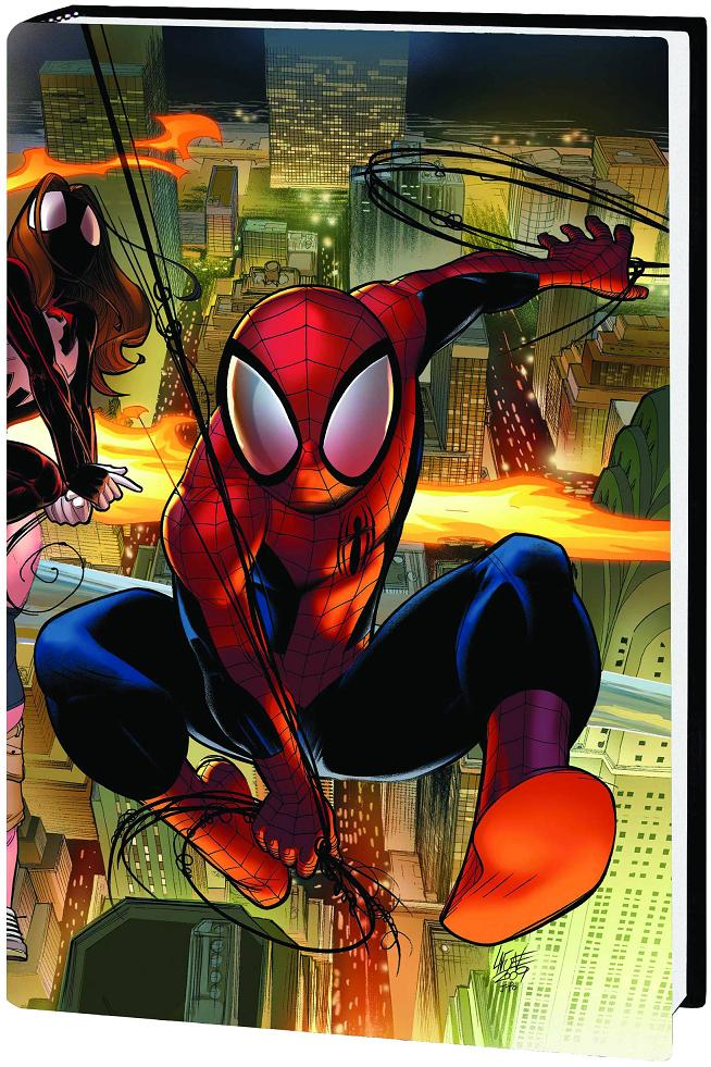 ULTIMATE COMICS SPIDER-MAN PREM HC WORLD ACCORDING