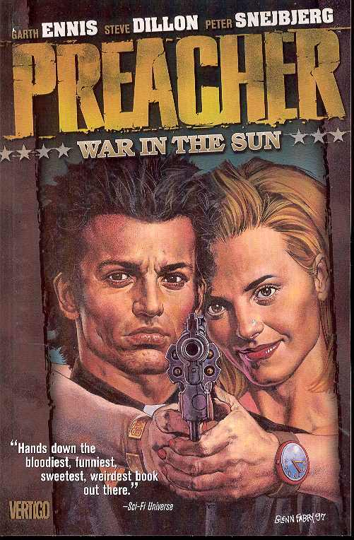 PREACHER TP VOL 6 WAR IN THE SUN
