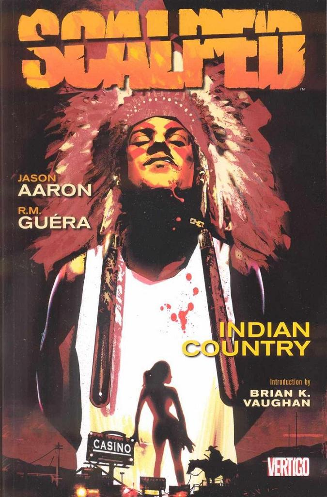 SCALPED TP VOL 1 INDIAN COUNTRY
