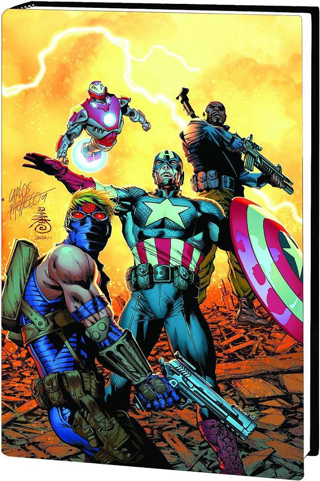 ULTIMATE COMICS AVENGERS PREM HC NEXT GENERATION