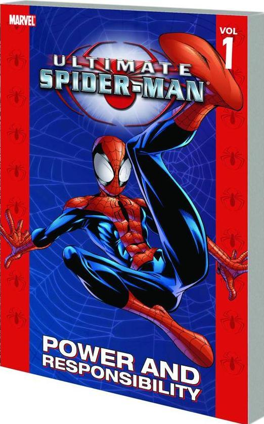 ULTIMATE SPIDER-MAN TP VOL 1 PWR N RESPONSIBILITY