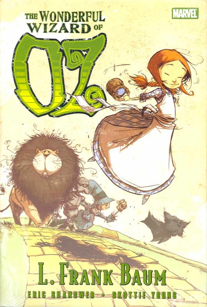 OZ WONDERFUL WIZARD OF OZ TP GN